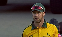 Dan Christain (Notts Outlaws) recently signed for Sydney Sixers in the BBL