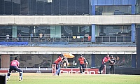 Action from the Jharkhand T20 League 2020