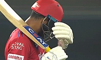 Kings XI Punjab lost out in a super-over in their last match