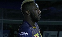 KKR's Andre Russell
