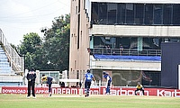 Jharkhand T20 League 2020 action