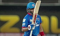Prithvi Shaw was in top form against Chennai