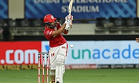 KL Rahul captain of Kings XI Punjab batting during