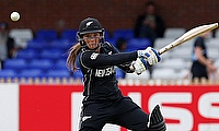 New Zealand's Amelia Kerr - 18* and 2-18 today