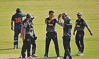 Shaheen Afridi (5-20) earns KP first win in National T20 Cup