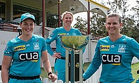 Sydney to host full 59-game rebel WBBL|06 season
