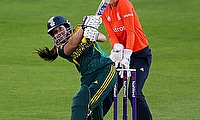 South Africa's Sune Luus will be playing for Velocity in the Women's T20 Challenge