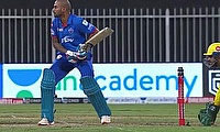 Shikhar Dhawan played a top knock