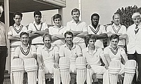 Slough Cricket Club - 1985