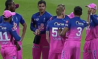 Rajasthan Royals celebrate yet again