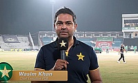 PCB chief executive Wasim Khan