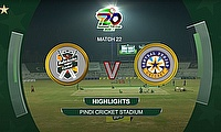 Balochistan vs Central Punjab Full Match Highlights | Match 22 | National T20 Cup 2020