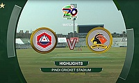 Northern vs Sindh Full Match Highlights | Match 25 | National T20 Cup 2020