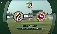 Northern vs Balochistan Full Match Highlights | Match 27 | National T20 Cup 2020