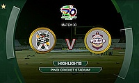 Balochistan vs South Punjab Full Match Highlights | Match 30 | National T20 Cup 2020