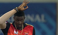 Jason Holder bowled a terrific spell