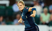 England's Katherine Brunt will be playing for Melbourne Stars