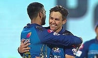 Trent Boult destroyed Chennai Super Kings