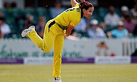 Australia's Megan Schutt - Adelaide Strikers' captain