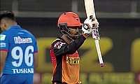 Wriddhiman Saha played a terrific knock