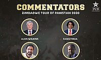 Broadcast details released for Pakistan v Zimbabwe series