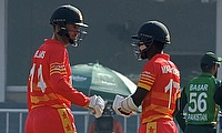 2nd ODI Pakistan v Zimbabwe: Pakistan and Babar prove their superiority