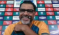 Waqar Younis and Douglas Hondo review second ODI