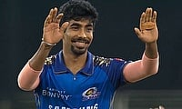 Jasprit Bumrah bowled a terrific spell