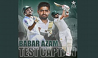 Babar Azam appointed Pakistan's Test captain | PCB