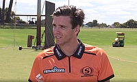 Jhye Richardson speaks ahead of Perth Scorchers BBL campaign