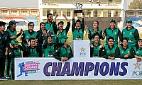 PCB Challengers win National Triangular T20 Women's Cricket Championship