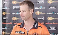 Adam Voges describes BBL|10 preparation as 'unique'