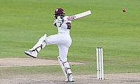Jermaine Blackwood  80* for West Indies in the 2nd Innings