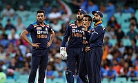 India fined for minimum over-rate in 3rd T20I vs Australia
