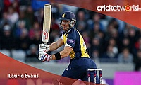 Cricket World Player of the Week - Laurie Evans