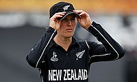 New Zealand's Amy Satterthwaite