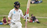 Kane Williamson 112* on day 2