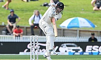 New Zealand's Henry Nicholls