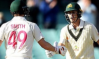Steve Smith and Marnus Labuschagne