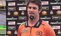 Mitch Marsh speaks about playing for the Perth Scorchers and BBL