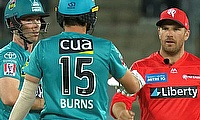 Burns turns the Heat up on the Renegades