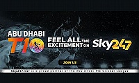 SKY247.net  announced as Abu Dhabi T10 League sponsor
