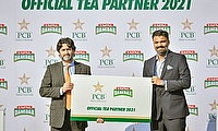 Pakistan men's national team announce Tapal Team as official tea partner