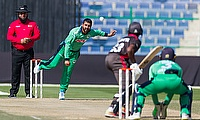 Sensational Simi Singh spins Ireland to victory over UAE