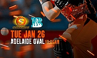 Venue confirmed for Brisbane Heat v Perth Scorchers clash