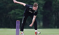 Sussex CCC sign promising young seamer Sean Hunt