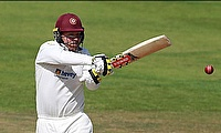 Adam Rossington signs Contract Extension with Northamptonshire CCC