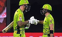 Alex Hales and Callum Ferguson (Sydney Thunder)