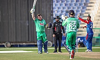 Rampant Rashid trumps sparkling Stirling as Afghans win 3-0