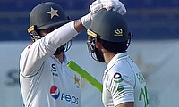 Pakistan take initiative on Day 2 thanks to Fawad Alam
